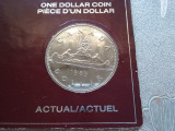 1985-Canada-1 dolar