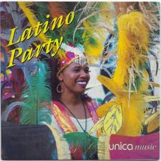 CD selectie Latino Party, original
