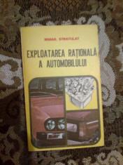 a2b Exploatarea Rationala A Automobilului - Mihail Stratulat foto