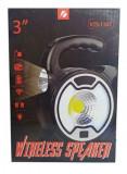 Boxa portabila Bluetooth cu Lanterna KTS 1167