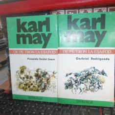 KARL MAY - OPERE 1 + OPERE 2 , 1994