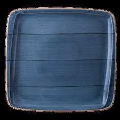 Farfurie patrata din portelan, 32x30cm, Bonna Dusk, 0101427