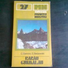 Colectia muntii nostrii - Rarau Giumalau , C. Oancea