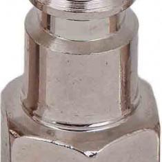 "Cupla rapida tata 1/4"" cu filet interior RD-QC03"