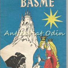 Basme - Petre Ispirescu - Ilustratii: Aurelian Vidu