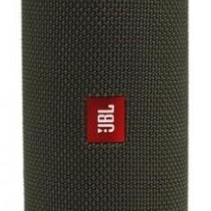 Boxa Portabila JBL Flip 5, Bluetooth, 20 W, Waterproof (Verde)