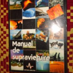 manual de supravietuire 359pagini serban derlogea
