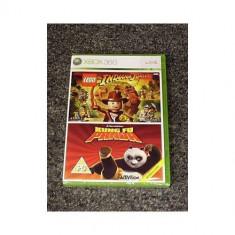 Indiana Jones & Kung Fu Panda XBOX360