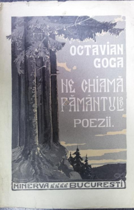 NE CHIAMA PAMANTUL - OCTAVIAN GOGA
