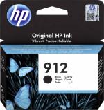 CARTUS CERNEALA HP 912 NEGRU ORIGINAL