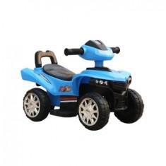 Masinuta electrica ATV Moto Speed 6V Albastru