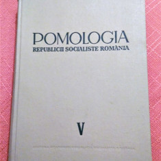 Pomologia R.S.R. Vol. V. Caisul - Piersicul - T. Bordeianu, N. Constantinescu, Alta editura, 1967