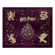 Set Harry Potter Hogwarts , Agenda , Stampila Hogwarts