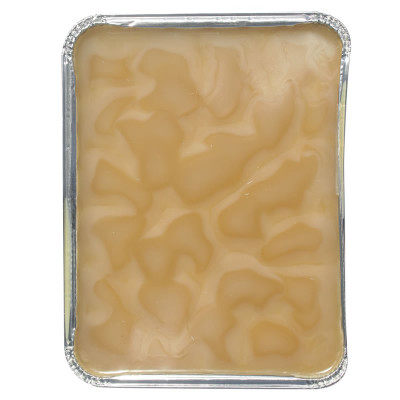 Ceara traditionala pentru epilat Roial, 1 kg, galben foto
