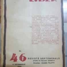 Cuvântul liber, Nr. 46, 6 decembrie 1924