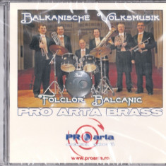 Folclor balcanic