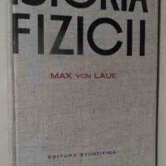 Istoria Fizicii - Max Von Laue ,539464