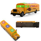 Autobuz scoala cu lumini si sunete