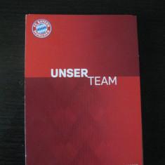 Bayern  Munchen 2018-2019 - lot 29 fotografii cu jucatori si antrenori
