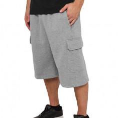 Pantaloni cargo sport barbati Urban Classics XXXL EU, Gri