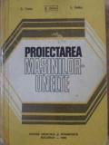PROIECTAREA MASINILOR-UNELTE-A. VALDA, E. BOTEZ, S. VELICU