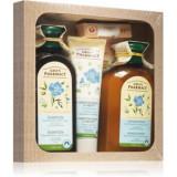 Green Pharmacy Herbal Care set cadou (pentru par vopsit sau suvitat)