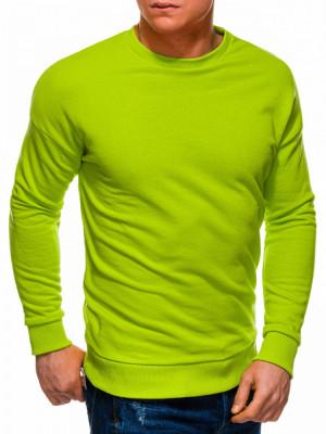 Bluza barbati B1229 - verde foto