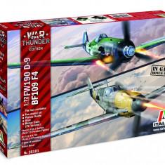 1:72 War Thunder: BF109 / FW-190 D9 1:72
