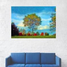 Tablou Canvas, Peisaj Natura - 20 x 25 cm