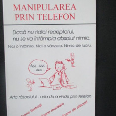 Manipularea prin telefon Richard Johnson jr.