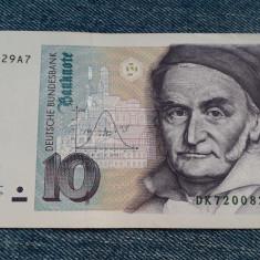 10 Mark 1993 Germania RFG, marci germane