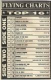 Caseta Flying Charts, originala