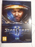 StarCraft Wings of Liberty PSP game