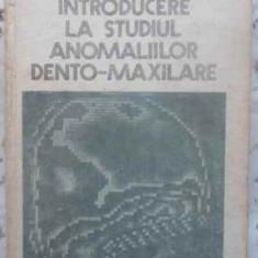 INTRODUCERE LA STUDIUL ANOMALIILOR DENTO-MAXILARE - P. FIRU