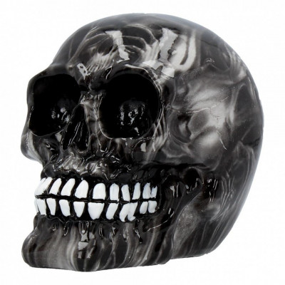 Statueta craniu Suflet 11 cm foto