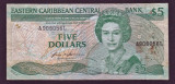 Caraibe 5 Dollars s908056L
