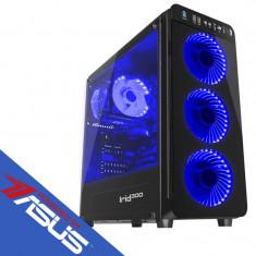 Sistem desktop Rogue V2 Powered by ASUS Intel Core i7-9700K Octa Core 3.6 GHz 32GB RAM DDR4 nVidia GeForce RTX 2080 STRIX GAMING 8GB GDDR6 256bit SSD