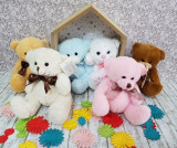 Ursuleti multicolori de plus