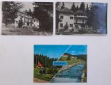 Lot 3 Carti Postale RPR + RSR Stana De Vale - Anii 1960-1970, circulate
