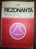 Rezonanta magnetica- Al. Nicula