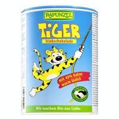 Cacao Bio Tiger Rapunzel 400gr Cod: 1434200