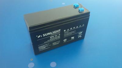 Acumulator UPS Sunlight 12V 6A foto