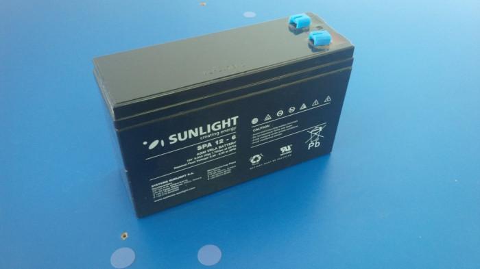 Acumulator UPS Sunlight 12V 6A