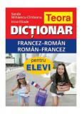 Dicționar francez-român, român-francez pentru elevi