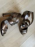 Sandale dama, piele interior+exterior, marimea 41