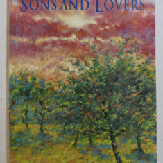 SONS AND LOVERS by D. H. LAWRENCE , 1996
