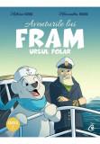 Aventurile lui Fram, ursul polar. Cartea I, Curtea Veche