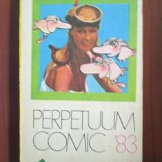 Perpetuum comic Urzica '83