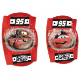 Set protectie Cotiere Genunchiere Cars Seven, 3-8 ani