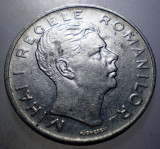 R.160 ROMANIA WWII MIHAI I 100 LEI 1943 EROARE LACRIMA